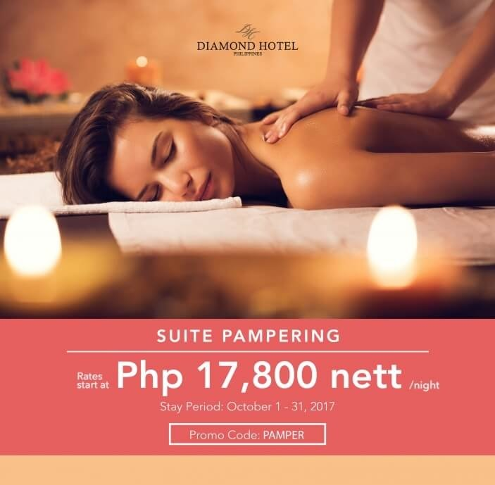SUITE PAMPERING