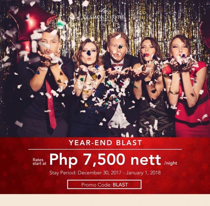 YEAR-END BLAST