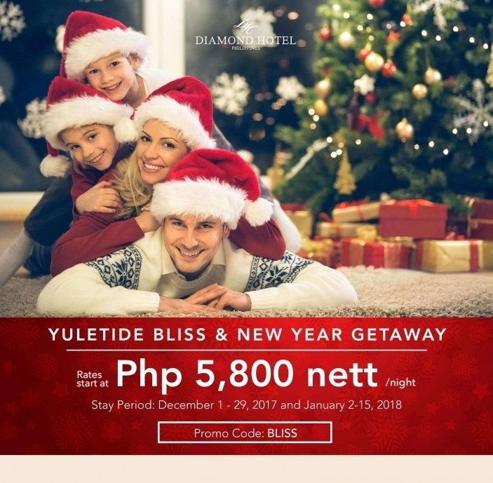 YULETIDE BLISS and NEW YEAR GETAWAY