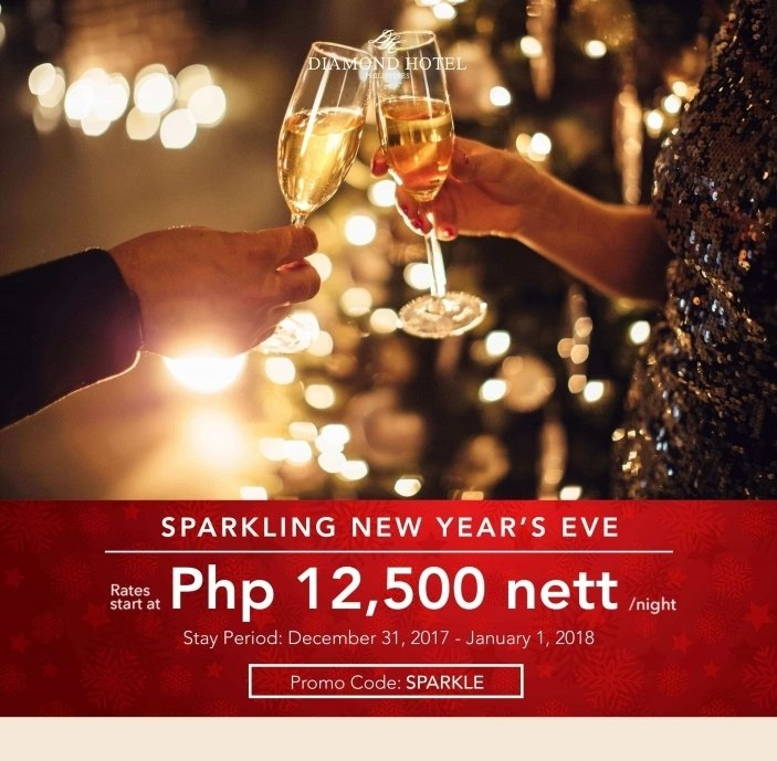 SPARKLING NEW YEAR'S EVE