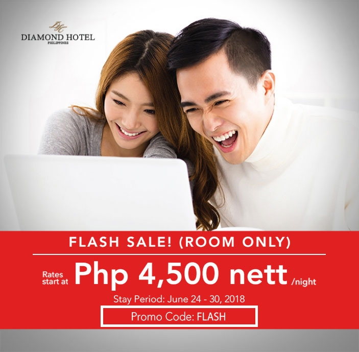FLASH SALE! (ROOM ONLY)