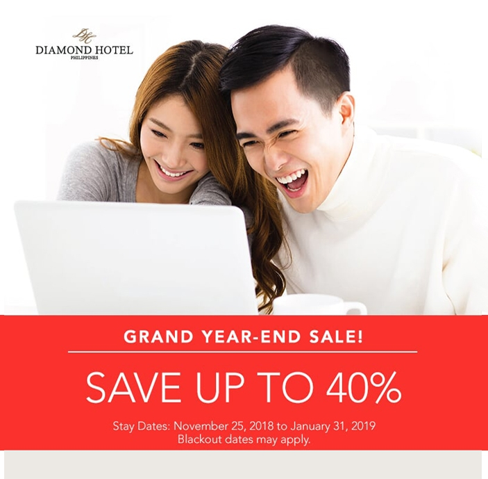 GRAND YEAR-END SALE