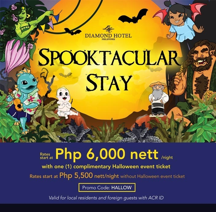 SPOOKTACULAR STAY