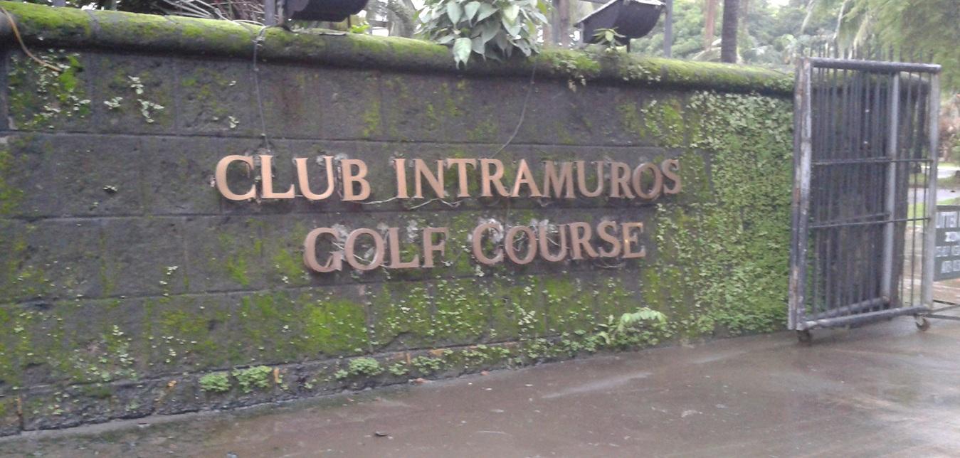 Diamond Hotel - Club Intramuros Golf Course - Best Hotel Manila