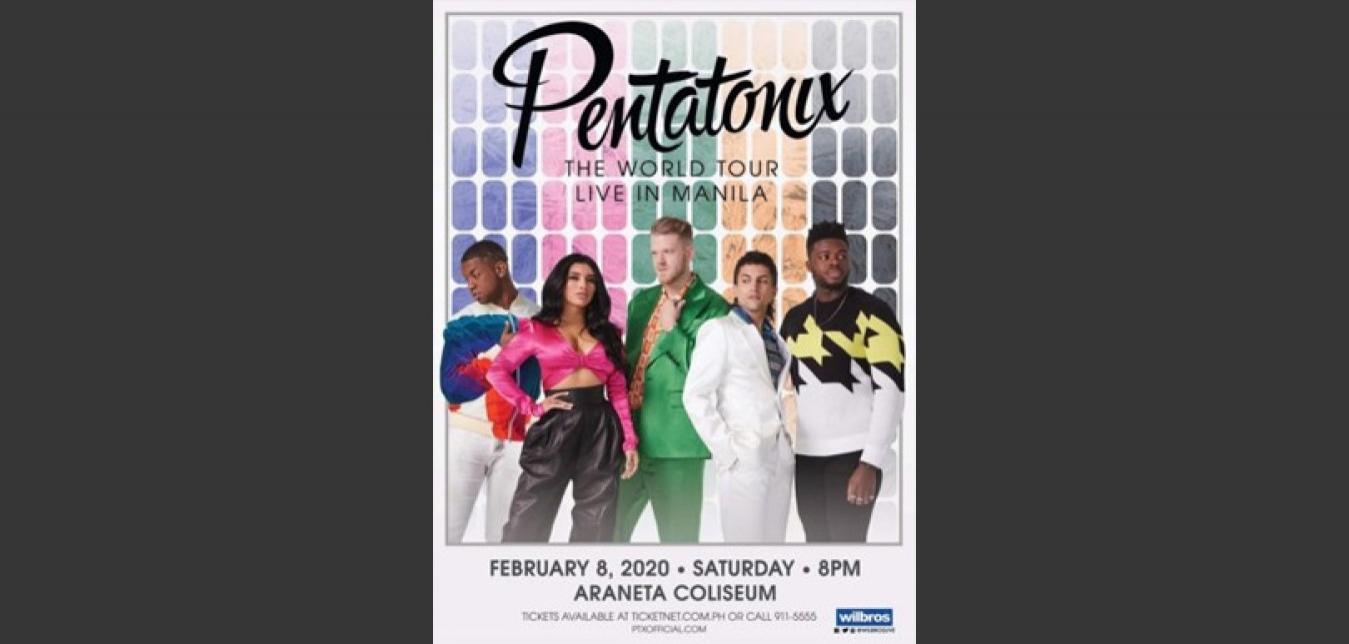 Diamond Hotel  - Pentatonix World Tour