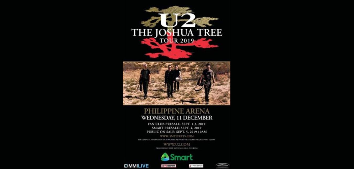 Diamond Hotel - U2 The Joshua Tree Tour 2019