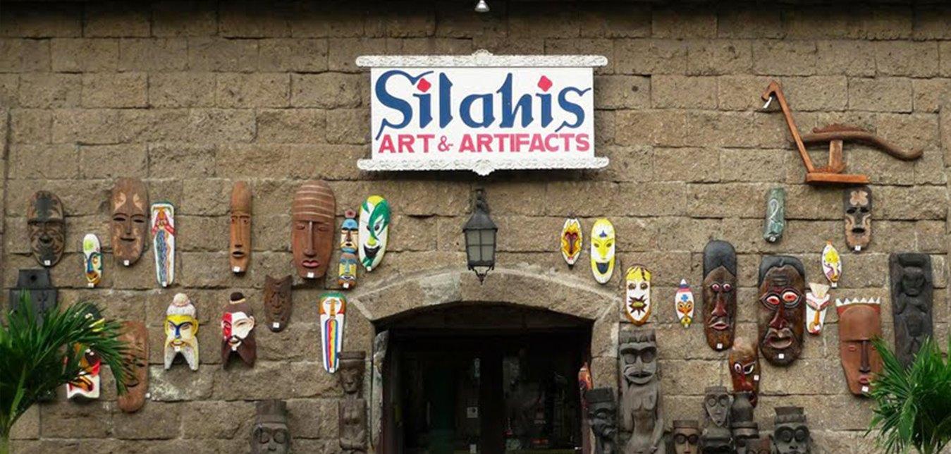 Diamond Hotel - Silahis Arts & Artifacts - Best Resorts Near Manila