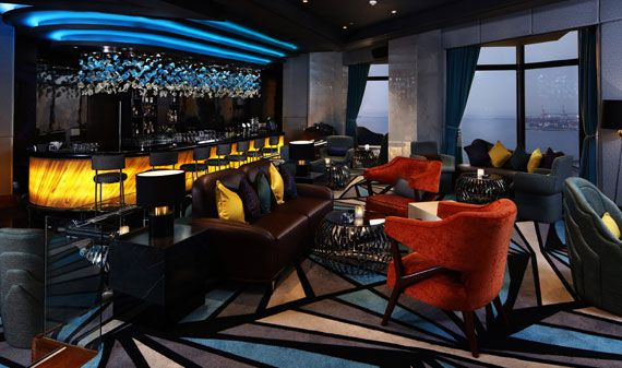 Diamond Hotel - Bar 27 - Best Hotel Manila