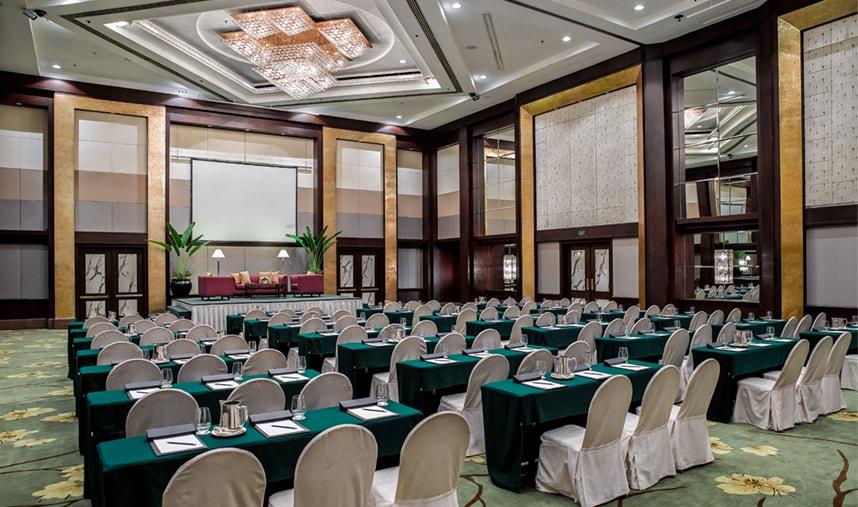Diamond Hotel - Diamond Ballroom - Five Star Hotel In Manila