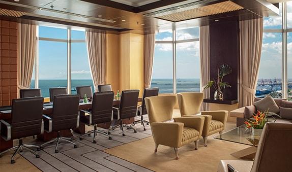 Diamond Hotel - Constellation - Five Star Hotel In Manila