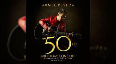 Diamond Hotel - Arnel Pineda: The 50th Birthday Concert - Top Hotels In Manila