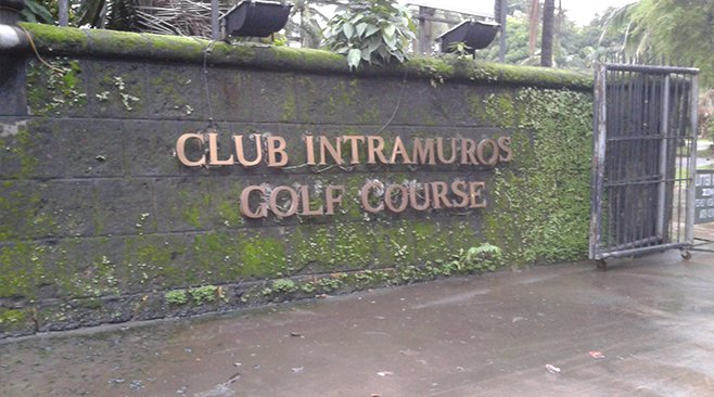 Diamond Hotel - Club Intramuros Golf Course - 5 Star Hotel Manila