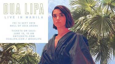 Diamond Hotel - Dua Lipa Live in Manila - Top Hotels In Manila
