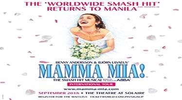 Diamond Hotel - The 'Worldwide Smash Hit' Returns to Manila - Top Hotels In Manila