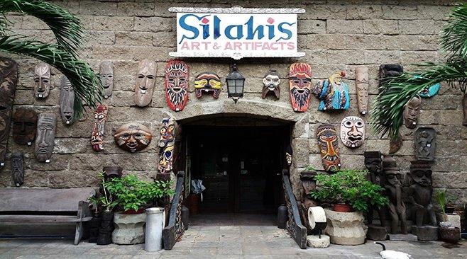 Diamond Hotel - Silahis Arts & Artifacts - Five Star Hotels In Manila