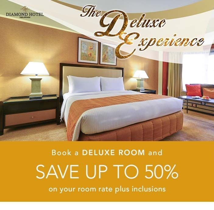 DELUXE EXPERIENCE (ROOM ONLY)