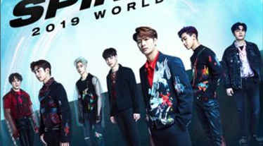 BRANDE_NAME - GOT7 Keep Spinning 2019 World Tour