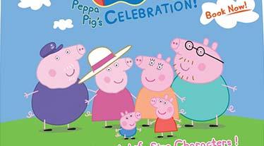 Diamond Hotel - PEPPA PIG LIVE!