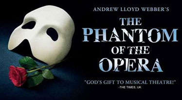 Diamond Hotel - The Phantom of the Opera World Tour