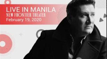BRANDE_NAME - Tony Hadley Live in Manila