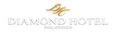 Diamond Hotel - Diamond Hotel Logo - 5 Star Hotels In Manila Philippines