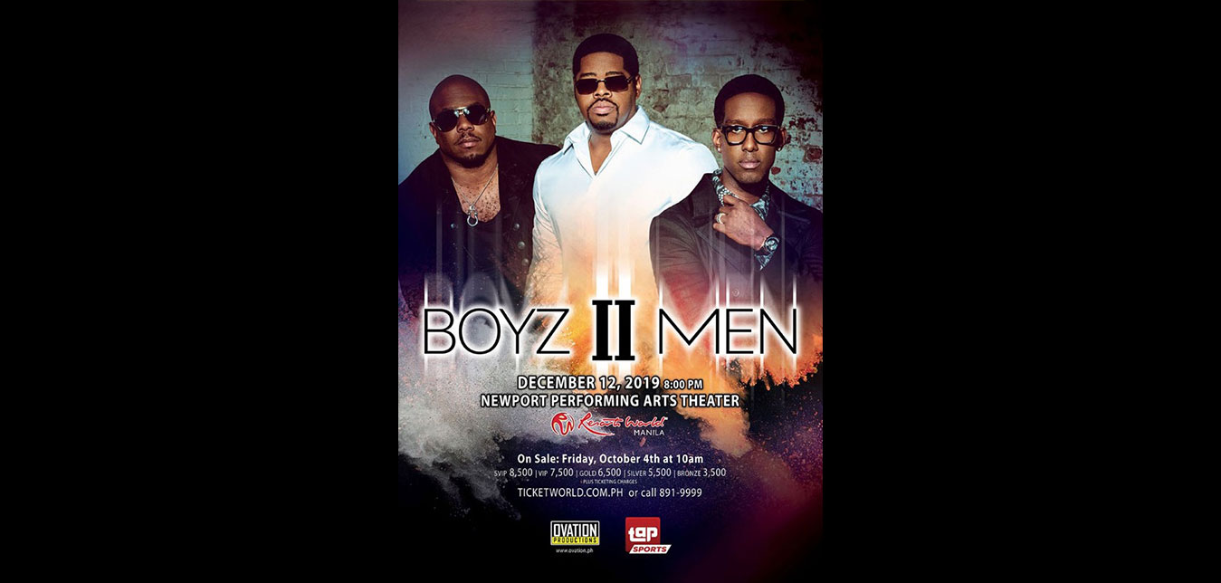 Diamond Hotel- Boyz II Men