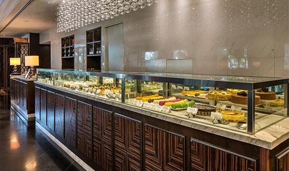Diamond Hotel - Lobby Lounge - Best Hotel Manila