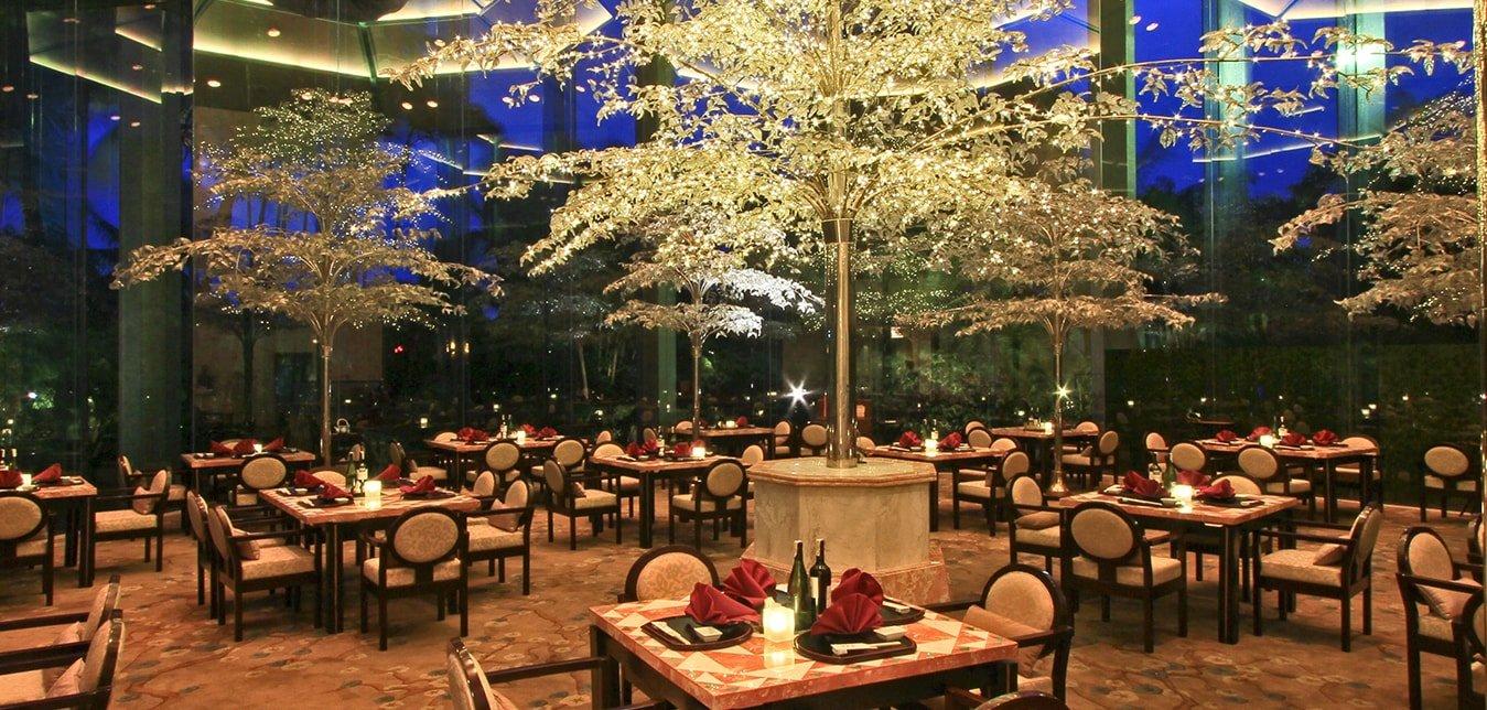 Diamond Hotel - Yurakuen Japanese Restaurant  - Best Hotel Manila