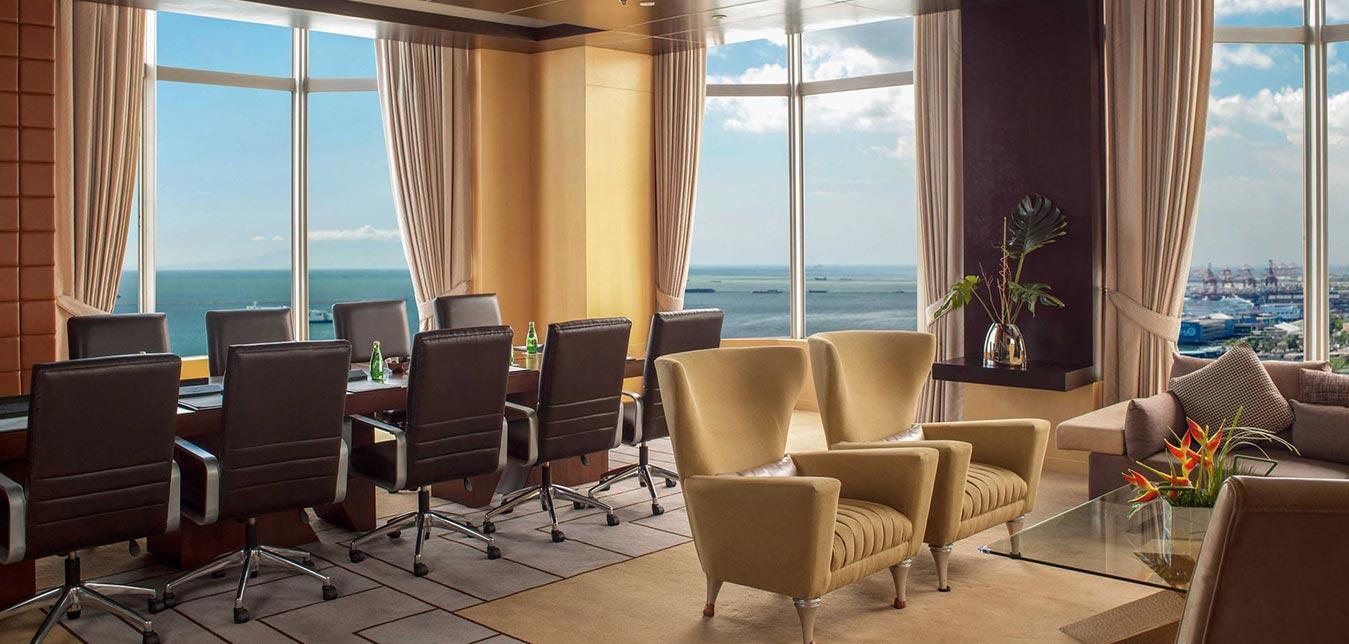 Diamond Hotel - Corporate Event - Best Resorts Near Manila