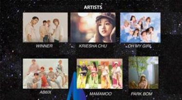 BRANDE_NAME - Rainbow in Asia Music Festival