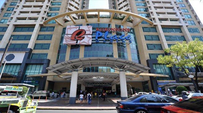 Diamond Hotel - Robinson Manila - Five Star Hotels In Manila