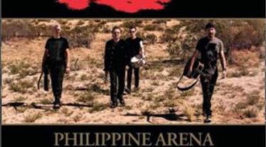 BRANDE_NAME - U2 The Joshua Tree Tour 2019