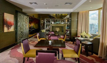 Diamond Hotel - Club King - 5 Star Hotels In The Philippines