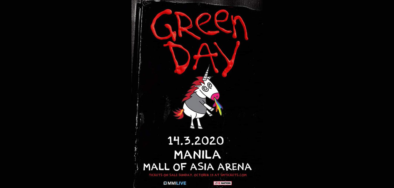 Diamond Hotel  - Green Day
