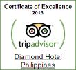 Diamond Hotel - Trip Advisor - Best Hotel Manila