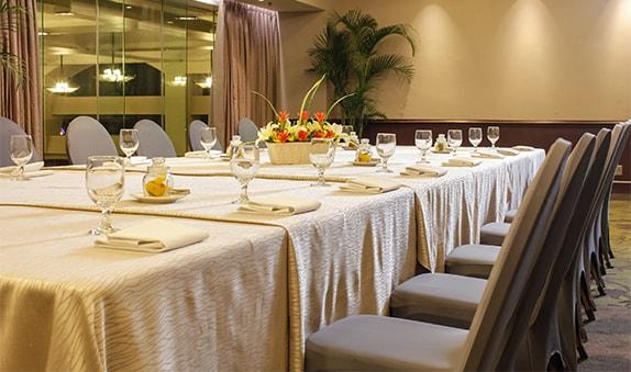 Diamond Hotel - Green Meeting - 5 Star Hotels In Manila Philippines