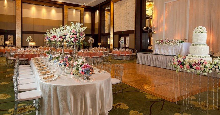 Diamond Hotel - Ballroom - Manila Airport Hotel