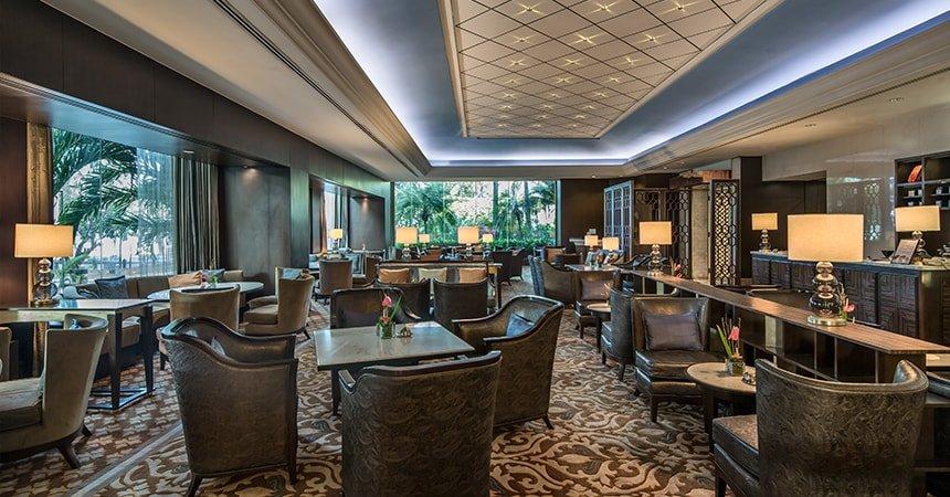 Diamond Hotel - Lobby Lounge - Manila Airport Hotel