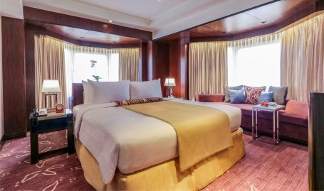 Diamond Hotel - Premier Regency - 5 Star Hotels In The Philippines