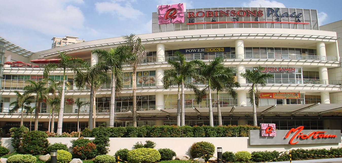 Robinson 39 s manila 5 star hotels in the philippines for 5 star hotels in