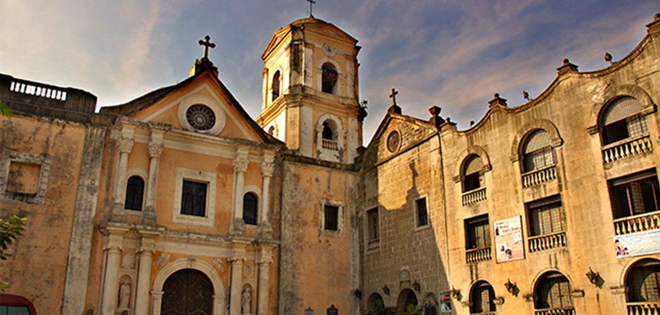 San Agustin Church Manila Bay Resort Diamond Hotel