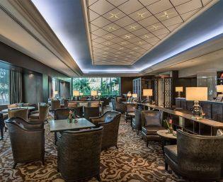 Diamond Hotel - Lobby Lounge - 5 Star Hotel In Philippines