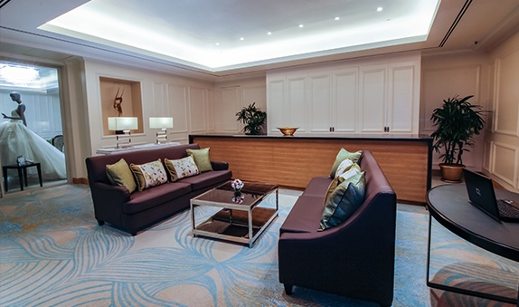 Diamond Hotel - Events Lounge  - Luxury Hotel In Manila