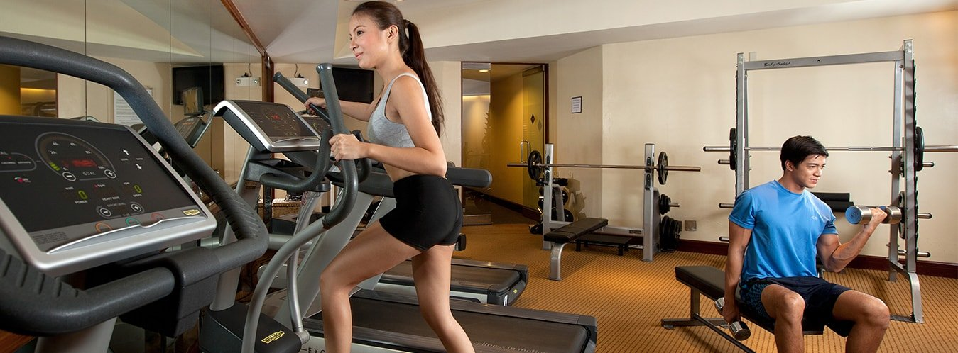 Diamond Hotel - Health Club & Spa - Manila Hotels 5 Star