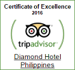 Diamond Hotel - Trip Advisor - Best Hotel Manila