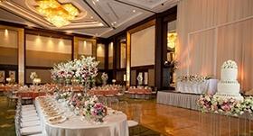 Diamond Hotel - Ballroom - 5 Star Hotels In Manila