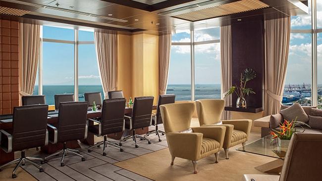 Diamond Hotel - Leo - Luxury Hotel Manila