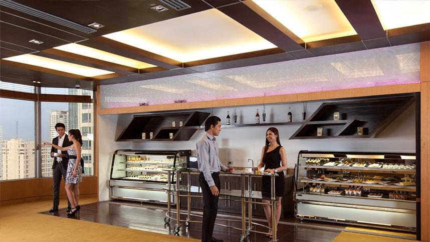 Diamond Hotel - Aries - Luxury Hotel Manila