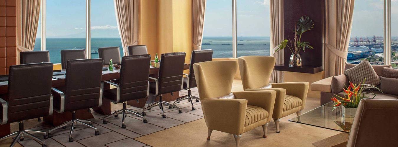 Diamond Hotel - Corporate Event - Best Resort In Manila